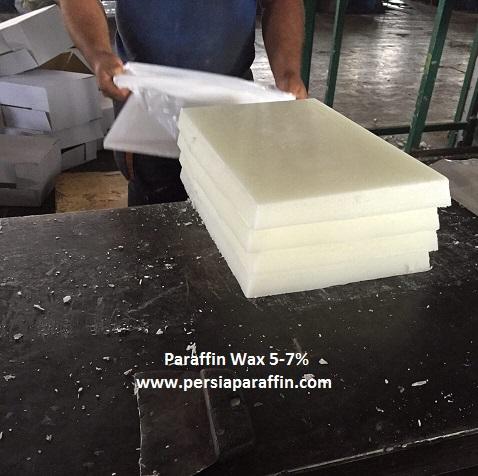 Paraffin wax 5-7