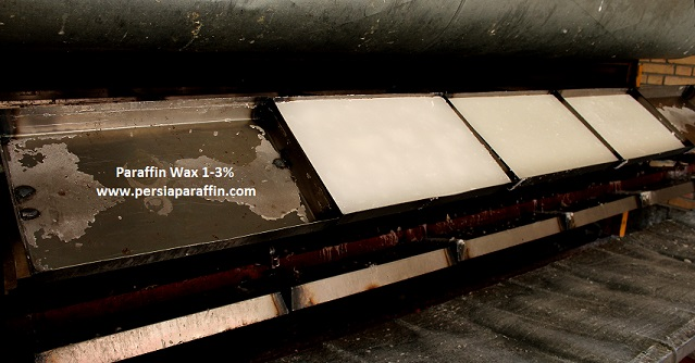 paraffin wax 1-3%
